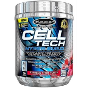 Creatina Cell tech hyper build 1.07 LB